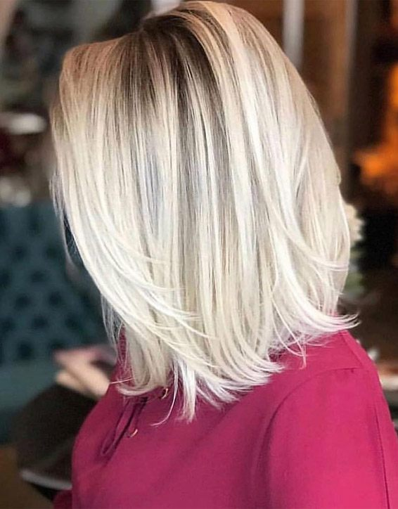 Modern Blonde Highlights & Looks for 2019