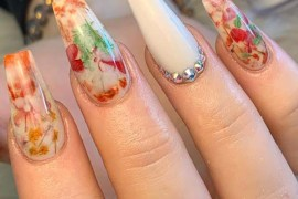 Most Beautiful Acrylic Nail Arts Designs for 2019