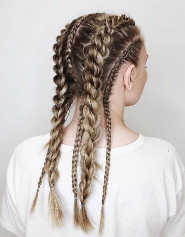 Perfect Braids Hairstyles for Long Hair In 2019