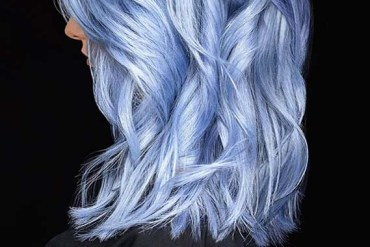 Modern Blue Hair Color Trends to Wear in Current Year