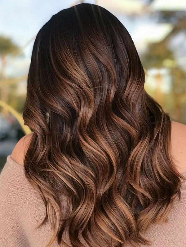 Brunette Balayage Hair Color Shades to Follow in Year 2019