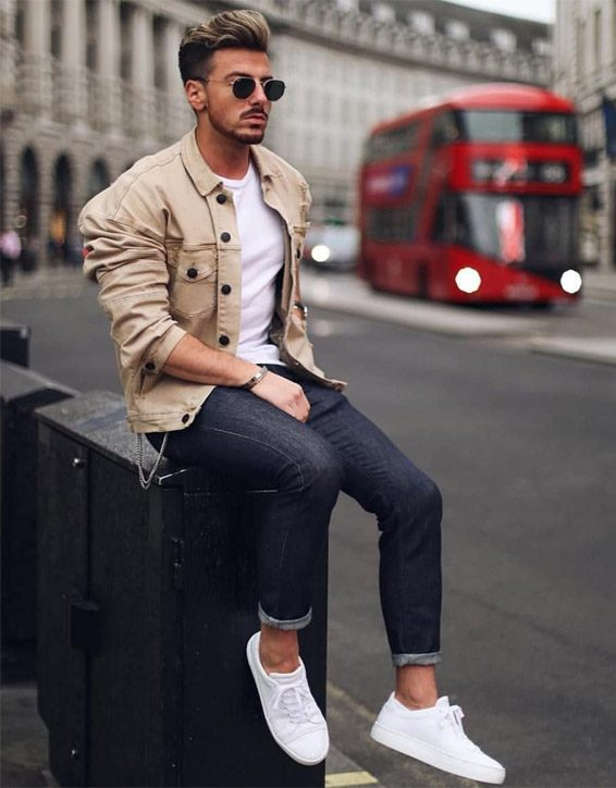 Celebrity Mens Style & Grooming Tips for 2019