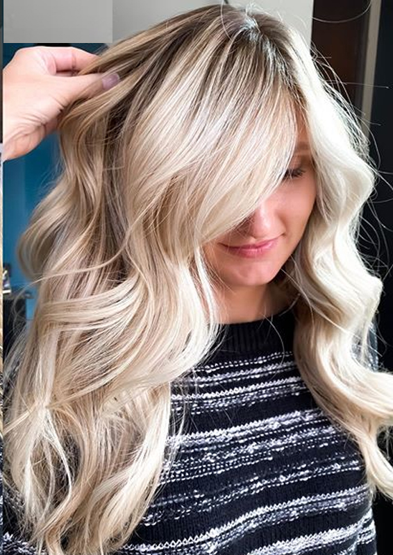 Gorgeous Blonde Hair Color Shades for Long Hair in 2020