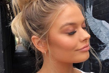 Loose Top Bun Styles to Show Off in Year 2020