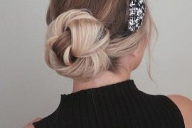 Marvelous Big Layered Bun Hairstyles to Wear Now