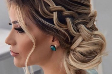 Adorable Wedding Braids Hairstyles for Bridal Girls