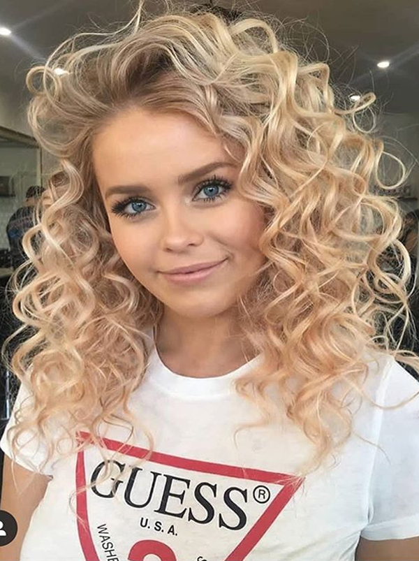 Curly Hairstyles For Black Women In 2019 Curly Wedding