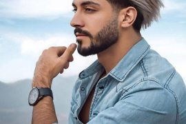 Attractive Mens Hairstyles with Beard for 2020