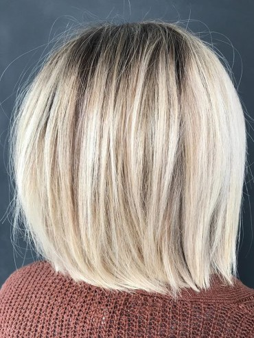 Blunt Bob Cuts with Blonde Shades You Must Try in 2020
