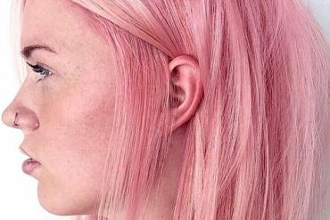 Creative Shades Of Pink Hair Colors to Follow in 2020