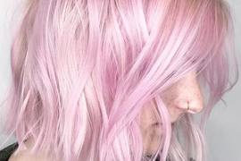 Fresh Pink Bob Haircuts to Show Off in Year 2020