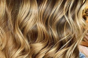 Golden Balayage Hair Colors and Hairstyles for 2020