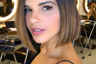 Hottest Style of Balayage Haircuts for Short Hair