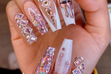 Super Cute & Trendy Nail Art Ideas for 2020 Girls