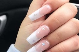Charming Long Nail Arts and Images You Must Copy in 2020