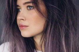 Smokey Purple Hair Color Trends to Follow in Year 2020