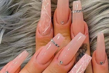 Amazing Long Nails Designs for Every Woman in 2020