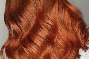 Unique Red Copper Hair Colors and Hairstyles for Women 2020