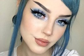 Hottest Makeup Style & Hair Looks for Young Girls