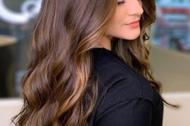 Romantic & Gorgeous Balayage Highlights to Copy In 2020