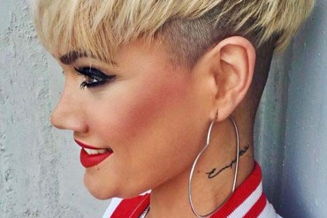 Pixie Short Undercut Hairstyles for Women in Year 2020