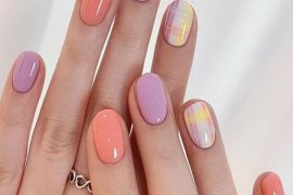 Edgy Style of Cute Nails for 2020 Young Girls