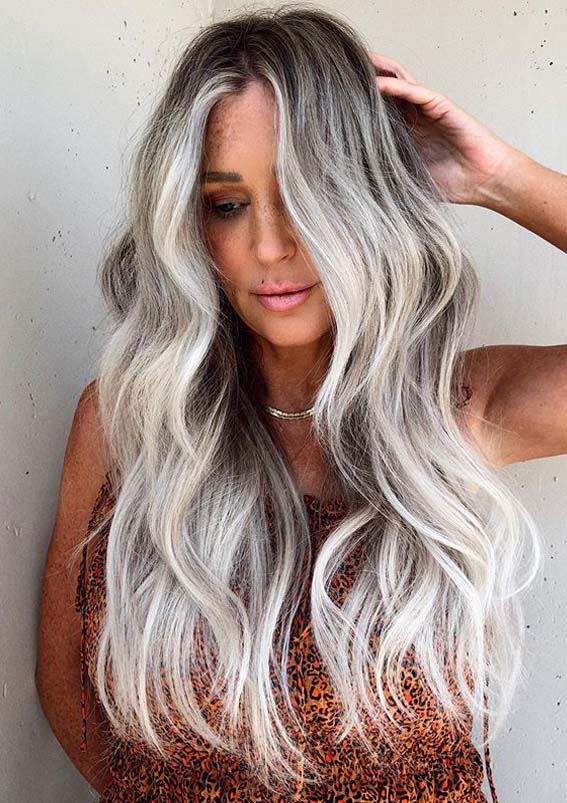 Incredible Stormy Blonde Hair Color Ideas for Every Woman