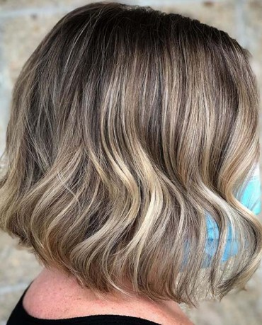 Pretty little soft bob cut and style for Ladies in 2020