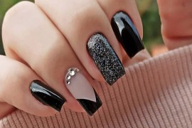 Wonderful Nail Ideas & Color Designs for Teenage Girls