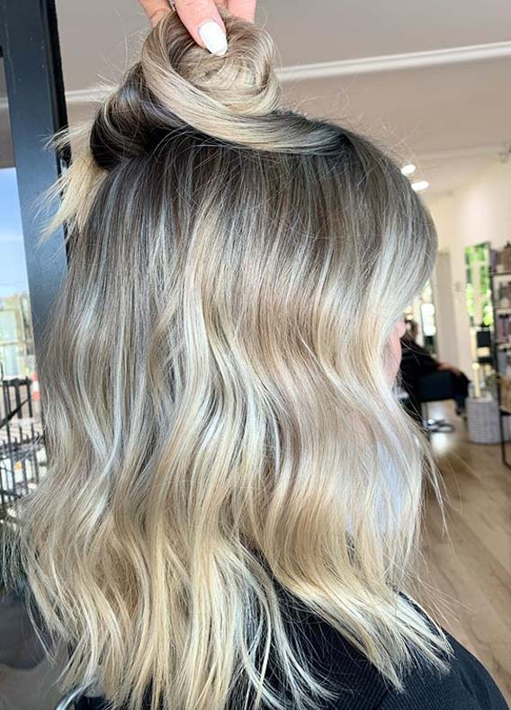 Balayage with soft blend You Must Try in Year 2020