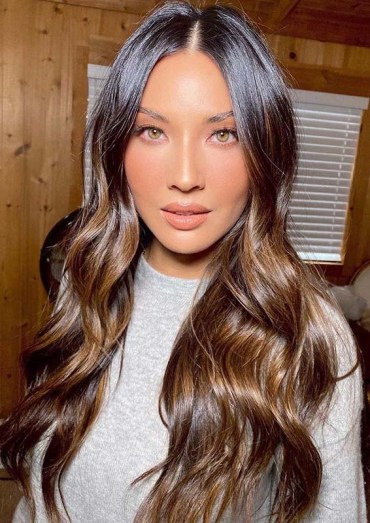 Fresh Brown Hair Color Trends for Autumn for 2020