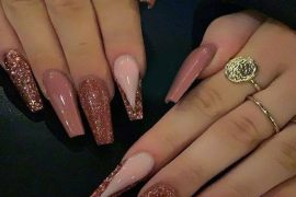 Graceful Long Nail Ideas & Designs for 2020