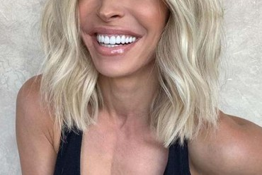 Perfect Short Blonde Haircuts and Hairstyles Ideas in 2020