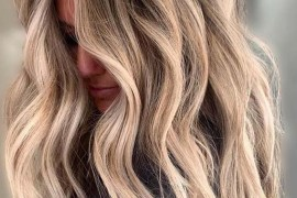 Gorgeous Beach Blonde and Balayage Hair Colors