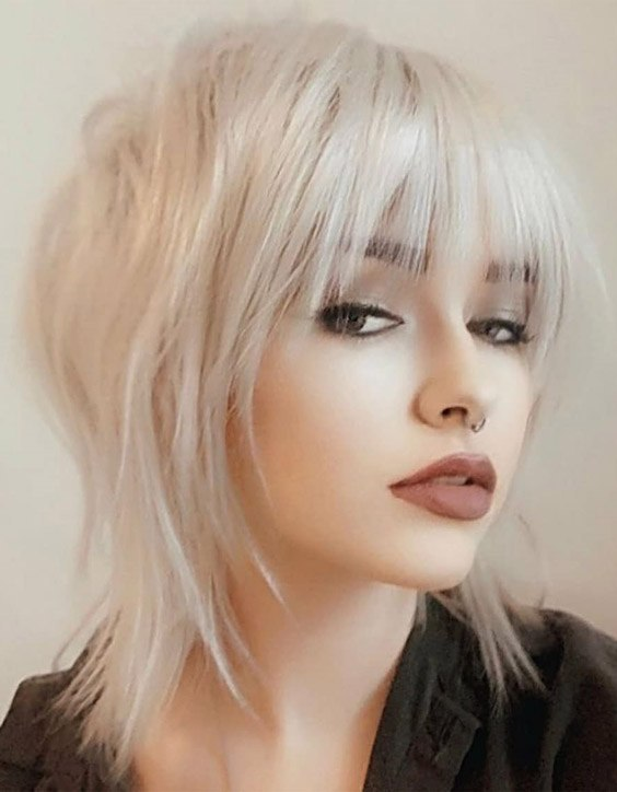 Lovely 2021 Short Hair Color to Copy Now