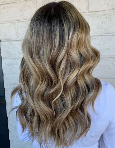 Modern Highlights & Hair Color Style for 2021