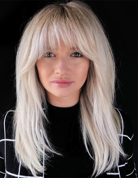 Hottest Style of Blonde Highlights for 2021 Girls