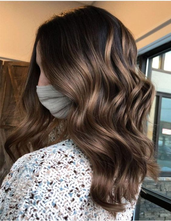 Delightful Look of Balayage Hair for Next occasion