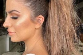 Perfect High Ponytail Hairstyles for Girls