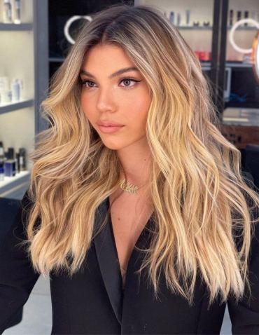 Stylish 2021 Blonde Hair Looks for next Festival