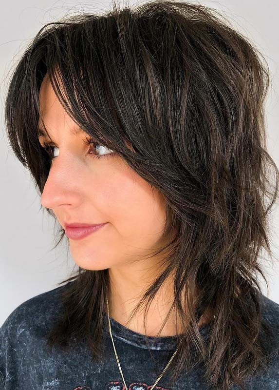 Amazing Shag Haircuts and Hairstyles Ideas