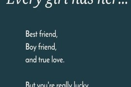 If they're All the Same Person - Best Boy Friend Quotes