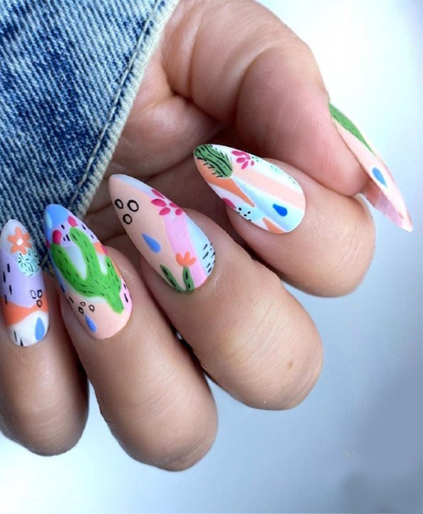 Unique Nail Style & Designs to wear Now