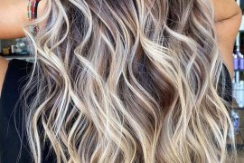 Gorgeous Balayage Hair Color Highlights for Girls