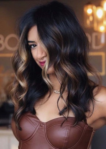 Fantastic Brunette Balayage Hair Color Shades