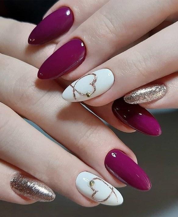 Fresh 2021 Nail Art Ideas for Girls