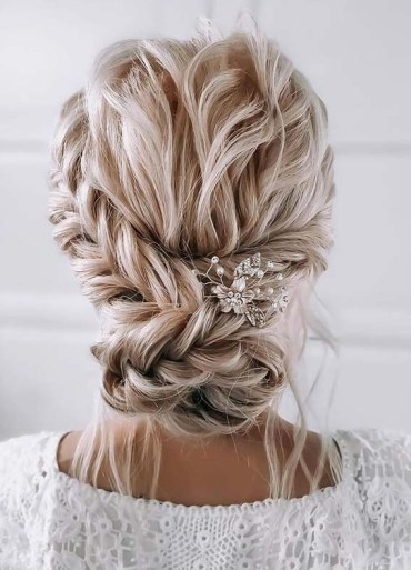 Stunning Braided Updo Hair Styles to Show Off