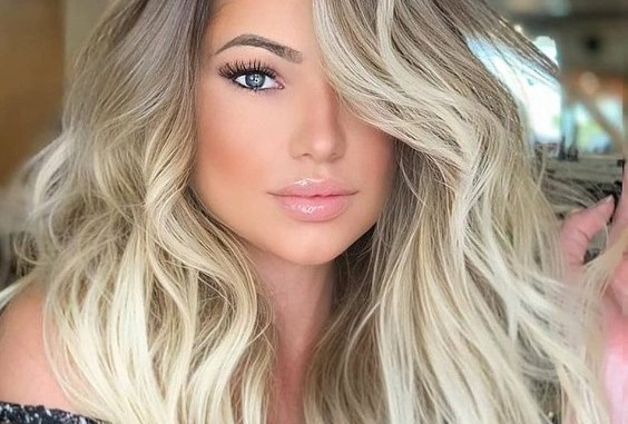 Lovely Hair Color Style