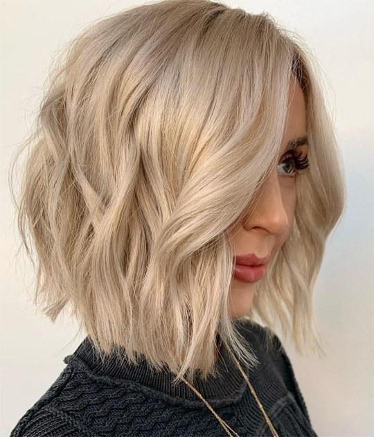 Lovely Short Bob Haircuts