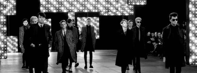 Saint Laurent Hommes AH 2014/2015